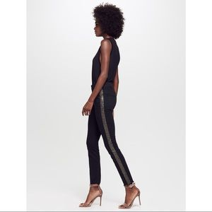 MOTHER High Waisted Looker Ankle Fray Guilty Flash